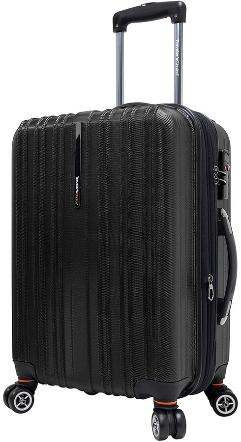 Traveler's Choice Travelers Choice Tasmania 21In Expandable Spinner