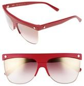 MCM Women's 60Mm Aviator Sunglasses - Rouge