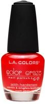 L.A. Colors Color Craze Nail Polish Animated