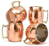 True Fabrications Copper Moscow-Mule Mug