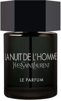 Saint Laurent La Nuit De L'Homme Le Parfum