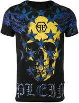 Philipp Plein Mountbatten T-shirt - men - Cotton - XL