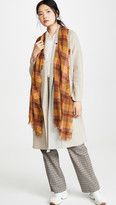 Madewell Colorful Plaid Scarf