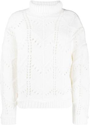 IRO Lovey open-knit jumper