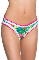 Betsey Johnson Tropical Escape Hipster Bottom
