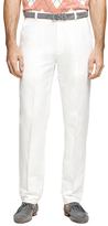 Brooks Brothers Clark Fit Linen and Cotton Pants