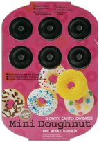 "Wilton Mini Doughnut Pan-12 Cavity 10""X7"""