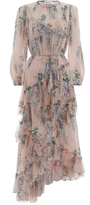 Zimmermann Folly Feathery Dress