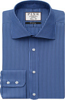 Thomas Pink Beckman Stripe Classic Fit Button Cuff Shirt