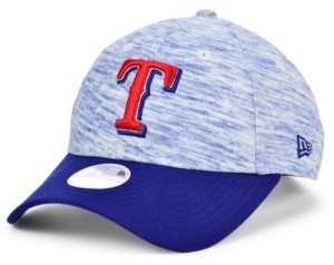 New Era Texas Rangers Women's Space Dye 2.0 Cap