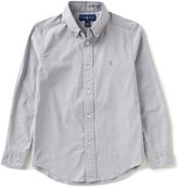 Ralph Lauren Little Boys 2T-7 Long-Sleeve Performance Oxford Shirt