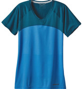 Patagonia Women's Short-Sleeved Windchaser Shirt