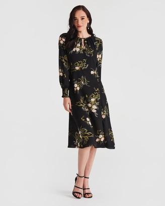 Stella Night Bouquet Dress