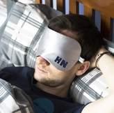 StephieAnn Personalised Men's Silk Eye Mask