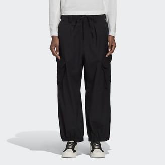 adidas Y-3 Classic Refined Wool Stretch Cargo Pants