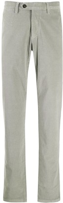 Canali cotton corduroy trousers