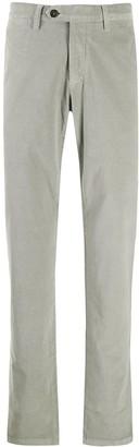 Canali Cotton Corduroy Trousers