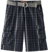 Lee Boys 8-20 Dungarees Wyoming Belted Shorts