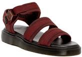 Dr. Martens Effra Open Toe Platform Sandal (Unisex)