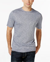 Tasso Elba Performance Crew Neck Shirt, Only at Macy's