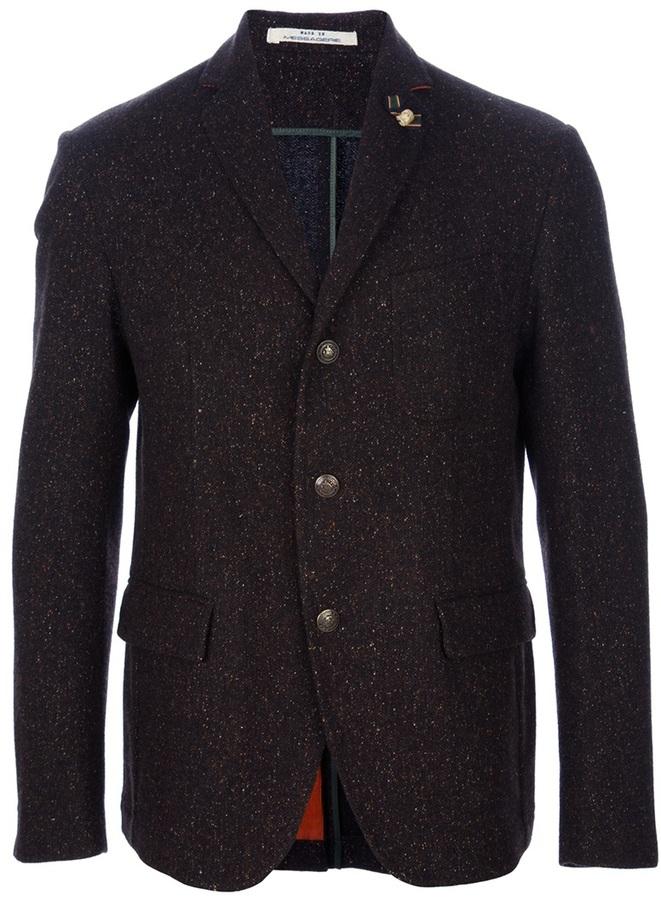 Messagerie Tweed blazer