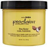 Proclaim Shea Butter Curl Pudding
