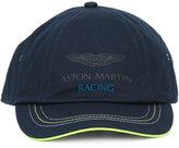 Hackett Aston Martin Racing cap - men - Cotton/Nylon - One Size