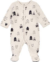 Petit Lem Monster Sleeper One Piece
