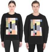 Mini Agi & Sam X Cotton Sweatshirt