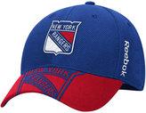 Reebok New York Rangers NHL 2015 Draft Flex Cap