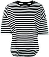 Diesel Black Gold horizontal stripe T-shirt
