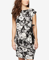 Taylor Maternity Floral-Print Dress