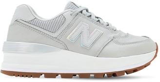 New Balance 574 Platform Sneakers