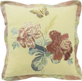 Waverly Sonnet Sublime Embroidered Decorative Pillow