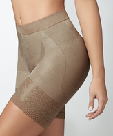 Cocoon Nude Light Compression Lifting Vitamin E Shaper Shorts - Plus Too