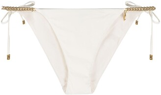Stella McCartney Falabella detail bikini bottoms