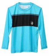 Billabong Boys' Adrift Long Sleeve Surf Shirt 8115299
