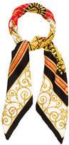 Versace Silk Sqaure Scarf