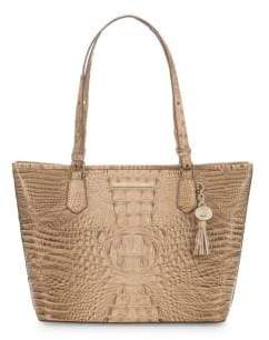 Brahmin Asher Medium Leather Tote