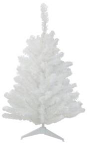 Northlight 2' White Pine Artificial Christmas Tree - Unlit