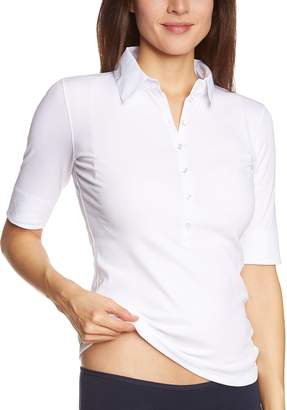 Schiesser Women's Shirt 1/2 Arm Vest