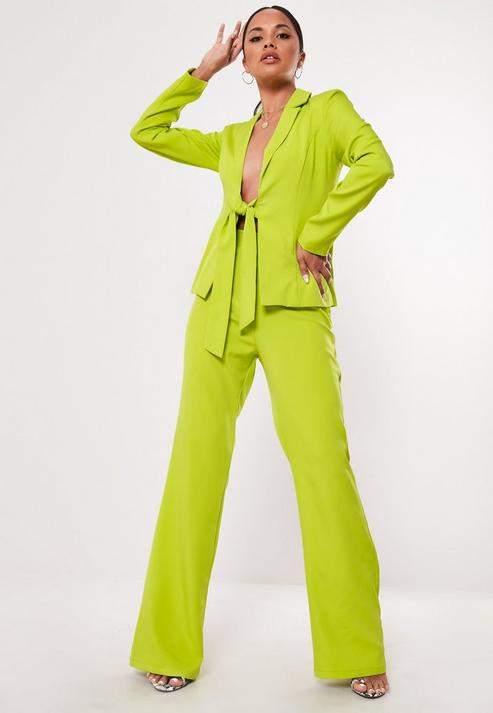 330b280c9e958 Missguided Women's Wide Leg Pants - ShopStyle