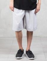 McQ by Alexander McQueen Logo Elasticated Shorts
