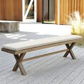 west elm Jardine Outdoor Bench