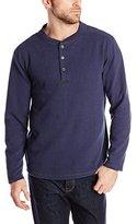 Stanley Tools Men's Workwear Long-Sleeve Thermal Henley Shirt