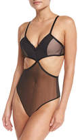 Chantal Thomass Flagrant Delice Cutout Thong Bodysuit