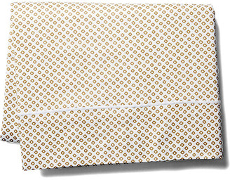 Peacock Alley Emma Flat Sheet - Beige King