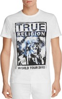 True Religion World Tour Graphic Tee
