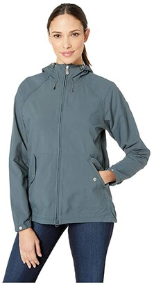 Fjallraven Greenland Wind Jacket (Dusk) Women's Coat