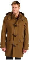 Cole Haan Italian Wool Duffle Coat Men's Coat